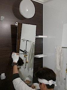 町田市の「O」様邸のユニットバスの設置をしました。 ユニットバスの設置には少々注意が必要です。 二階設置のユニットバスです。 浴室を二階に設置する場合には何点か注意が必要です。 浴槽に水を張る分の重量を支えるのに足立て式 […]