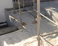 Y様邸足場がかかりました。明日明後日と工事で上棟予定です。 横浜市「Y」様邸の足場掛けの様子 ページトップに戻る↑                           ページ一番下へ↓