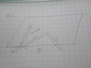 大工が使う単純にして奥が深い工具です。主に屋根部分に使用します。 建築では勾配(こうばい)をタンジェント(学校で習ったのを思い出して下さい)表現します。 ーーーーーーーーーーーーーーーーーーーーーーーーーーーーーーーーー […]