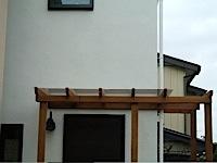 茅ヶ崎市Y邸の玄関庇の部分をパーゴラ(外部の窓の上に合って屋 […]