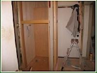 横浜市にある戸塚区「Y4」様邸のリフォームをさせていただきました。 WCのドア交換やWCの拡張、下駄箱の取付などです。そのときに気がついたことがありました。 わかりにくいかも知れませんが、フロアの色と同じ色を使い統一感を […]