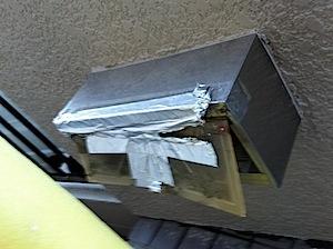 郵便受け箱(塀にビルトインされたポスト)の裏蓋、取り出し口が樹脂製ですので 長年の御使用でぼろぼろになってしまいました。 しかし、よく見てみると本体は利用できると思いましたので 裏蓋を交換するほうが塀を一部壊してポストを […]
