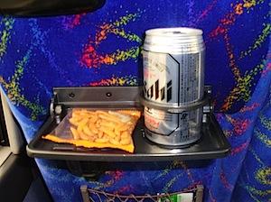 現場が一段落したところで、建材の視察もかねて観光バスでビックサイトまで出かけてきました。 バスの背もたれに折りたたみ式の小さいテーブルがありました。 飲み物と軽食を置くのにいいですね。 ーーーーーーーーーーーーーーーーー […]