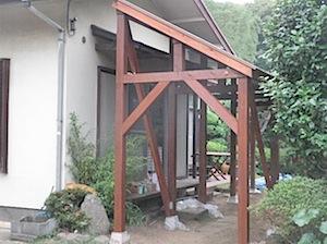 06/17 太陽光発電架台設置3 茅ヶ崎市の「B」様邸で太陽光発電のモジュール取付のための架台を作りました。 この架台を作って太陽光発電モジュールの納入を待ちます。 1──────────2 3──────────4 5 […]