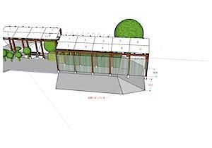 茅ヶ崎市の「B」様から追加の注文を頂きました。 さらに庭に太陽光発電パネルを増設したいとのことです。 とすると、現在ある目隠しをかねたカイヅカ(樹木)を取払いアップダウンある場所に 法面(のりめん:地面が勾配になっている […]