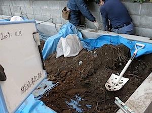 茅ヶ崎の「O」様邸の基礎工事が完了しました。 基礎工事完了後すぐに作業しやすいときに水道配管をしておきます。 この工事の手順を考える作業も工数を減することに結びつきます。 工数減 = コストダウンになりますので必要な事柄 […]