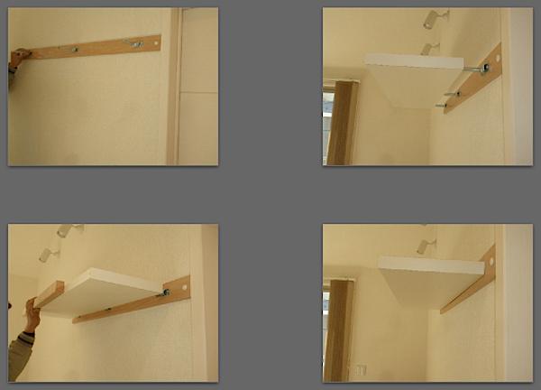 藤沢市「Y」様邸の棚板の取り付けをしてきました。 アイカのKXAカウンター(AICA KXA2215J14AK)は取り付け金物が棚板の中に収納され、 棚板の周囲に取付金物が見えず、すっきりします。しかし、「Y」様邸は後付 […]