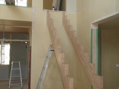 リビング階段1