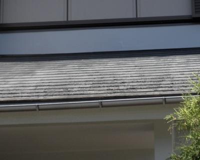 屋根の塗装1