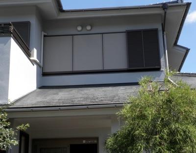 屋根の塗装2