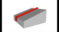 樋の部分的な呼び方を書いたつもりでしたが、這樋(はいどい)の説明をしていませんでした。 SketchUpで簡単に描いてみました。屋根面にそった樋の事を這樋と呼んでいます。 屋根を這う(はう)ようにして取り付けるので這樋と […]