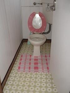トイレ改造施工前施工後1