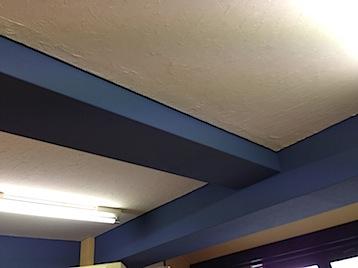 13年タバコOKの部屋の壁天井の汚れかた