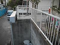 フェンス交換6