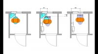 茅ヶ崎市の「N2」様邸でタンクレス便器を付けたところ、以前設置されていた隅付きロータンク 便器と比べて紙巻き器の位置が後方に下がって取りづらいと言うご意見、クレームをいただきました。 ご利用者の使い勝手が悪いのでは具合が […]
