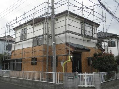 リフォーム屋根外壁塗装