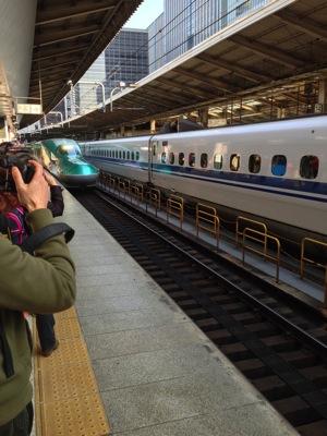 東北新幹線ハヤブサ  2