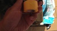 補修屋さん(リペア業者)と現場で打合せしていた時に便利なものをみつけました。 電気屋さんやシール屋さんはマスキングテープや感電防止のためのテープを多数使いますので 常に取り出しやすいようにして置く必要があり、そのためのツ […]