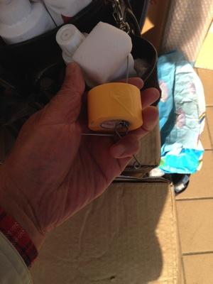 マスキングテープフォルダー