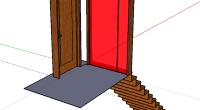前回書きましたR型親子式ドアの取付けに伺いました。通常は矩形 […]