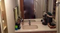 洗面化粧台交換の見積もり依頼を頂きましたので既存の洗面化粧台の写真をiPhoneで撮ったところ 自分が写り込んでしまいました。聞くところによるとテレビドラマの撮影でカガミのあるシーン (美容院)などではカメラ担当のかたが […]