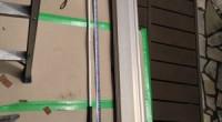 藤沢市の「I3」邸ではオーニングの伸縮に専用のハンドルを使っています。 自分も伸縮のそのハンドルをお借りして伸縮をしましたがどうにもやりにくく感じました。 回転させる受けの金具にハンドルの先端部分を引っ掛けると手元がずい […]