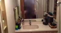 茅ヶ崎市の「K9」様邸の洗面化粧台の交換をしました。天板はい […]