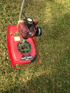 草刈り器2