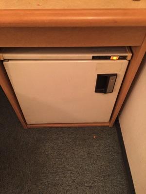 ビジネスホテル冷蔵庫