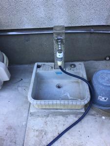 万能ホーム水栓二口  2